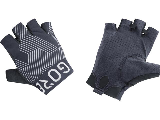 GORE WEAR C7 Pro Short Gloves graphite grey/white